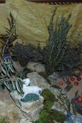 IV muestra de belenes navidad herencia 82 280x420 - Fotografías de la IV Muestra de Belenes de Herencia