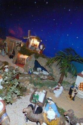 IV muestra de belenes navidad herencia 83 280x420 - Fotografías de la IV Muestra de Belenes de Herencia