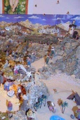 IV muestra de belenes navidad herencia 84 280x420 - Fotografías de la IV Muestra de Belenes de Herencia