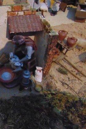 IV muestra de belenes navidad herencia 87 280x420 - Fotografías de la IV Muestra de Belenes de Herencia