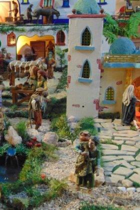 IV muestra de belenes navidad herencia 88 280x420 - Fotografías de la IV Muestra de Belenes de Herencia