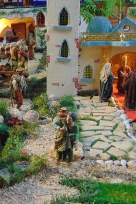IV muestra de belenes navidad herencia 91 280x420 - Fotografías de la IV Muestra de Belenes de Herencia