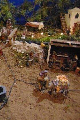 IV muestra de belenes navidad herencia 92 280x420 - Fotografías de la IV Muestra de Belenes de Herencia