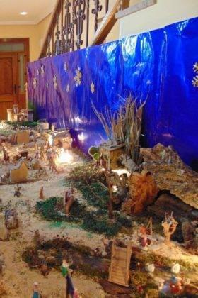 IV muestra de belenes navidad herencia 97 280x420 - Fotografías de la IV Muestra de Belenes de Herencia