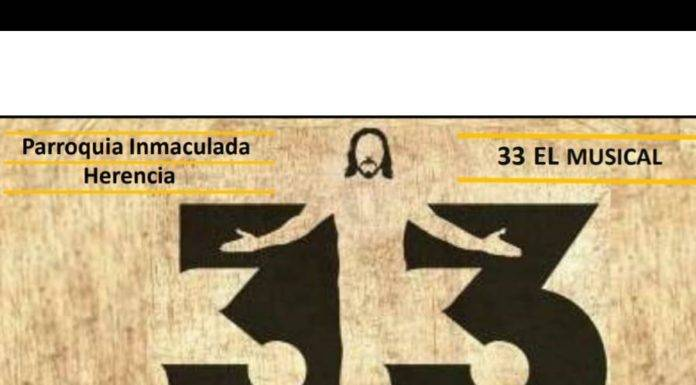 """La parroquia organiza un viaje para asistir a """"33 El Musical"""""""