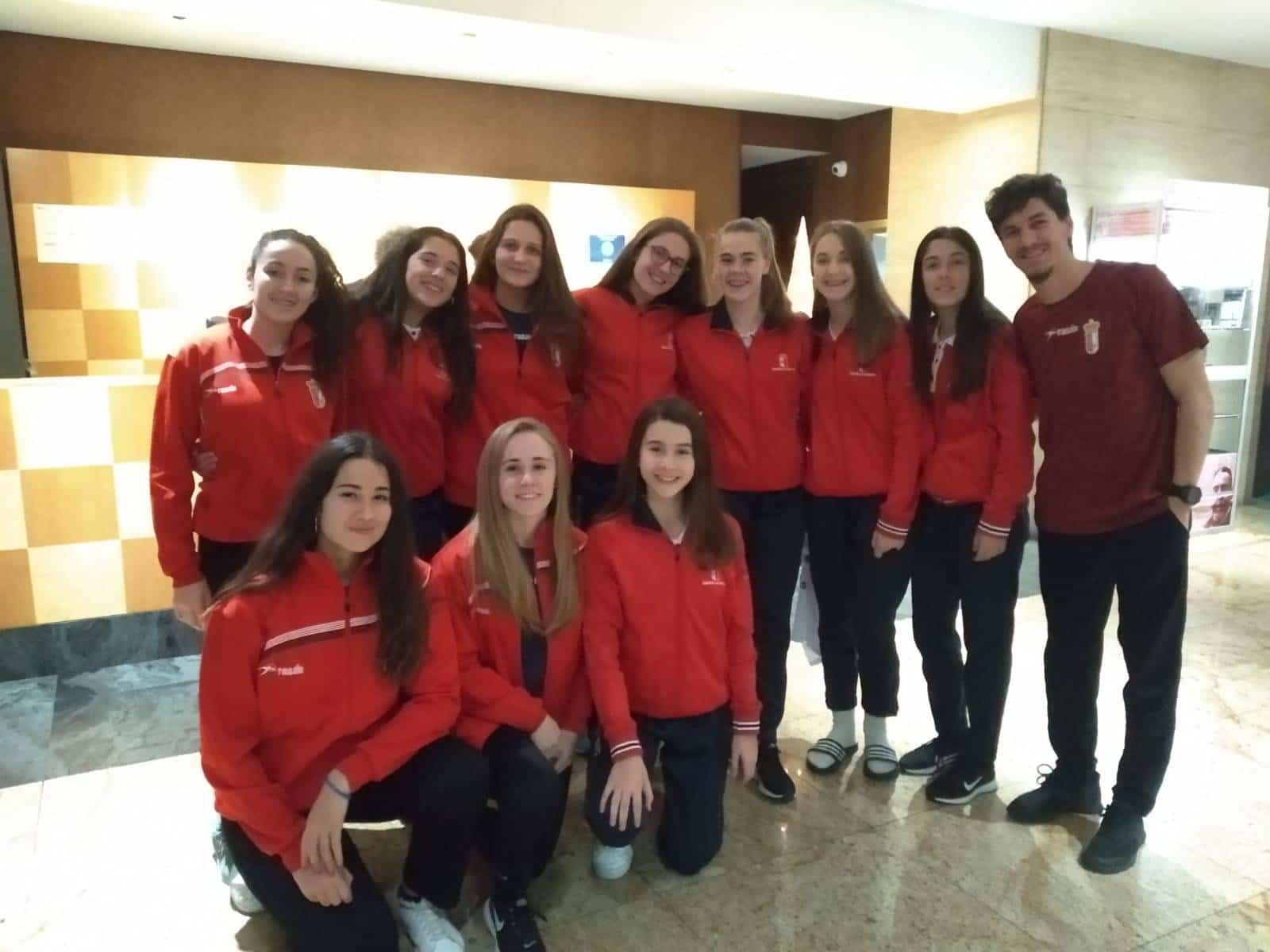 A cuartos de final el combinado infantil en el Campeonato de España de Balonmano 3