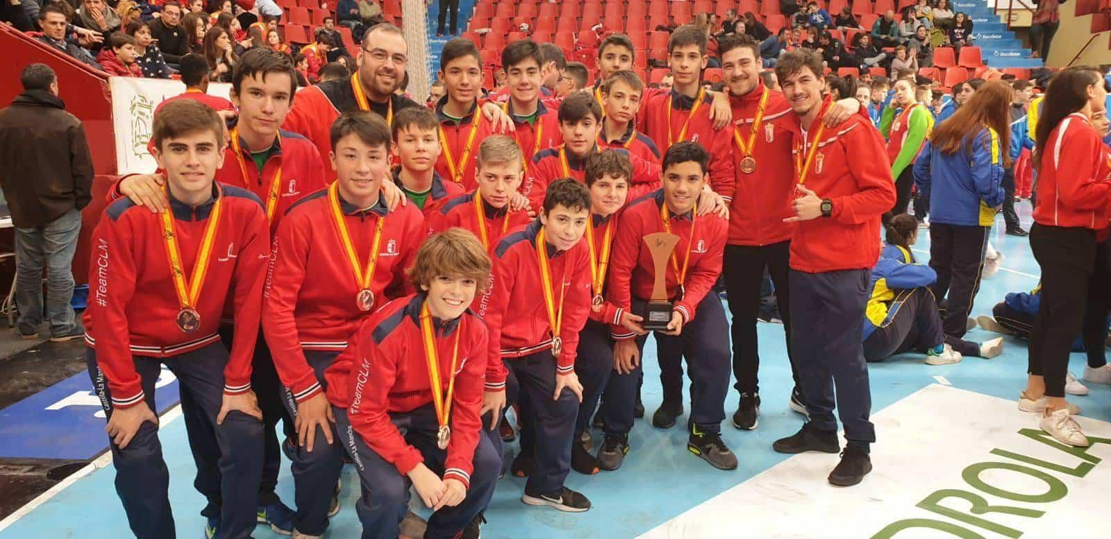 Enhorabuena a los herencianos por sus éxitos en la Copa de España de balonmano 2