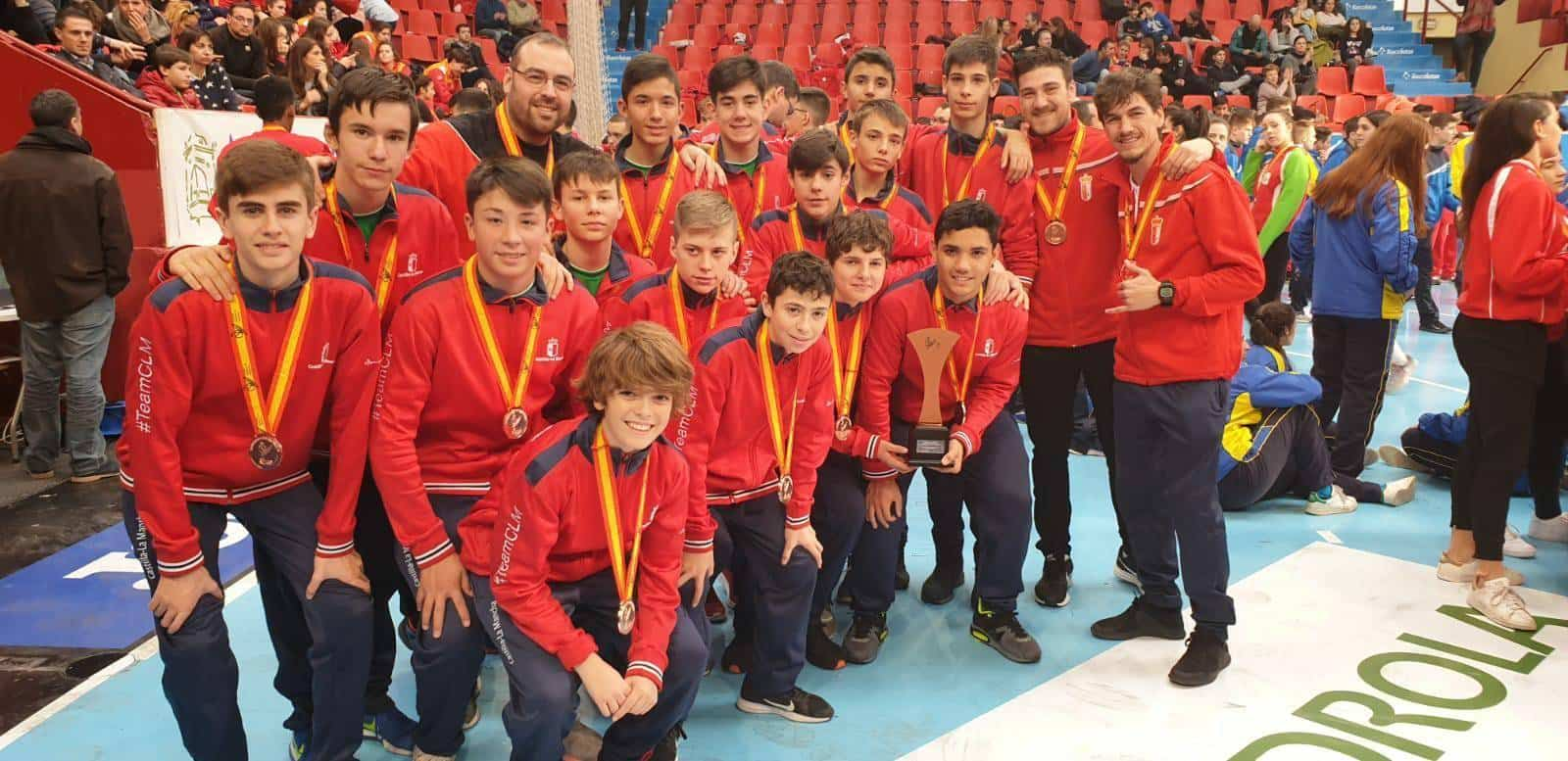 campeonato espana balonmano terriorial femenino - Enhorabuena a los herencianos por sus éxitos en la Copa de España de balonmano