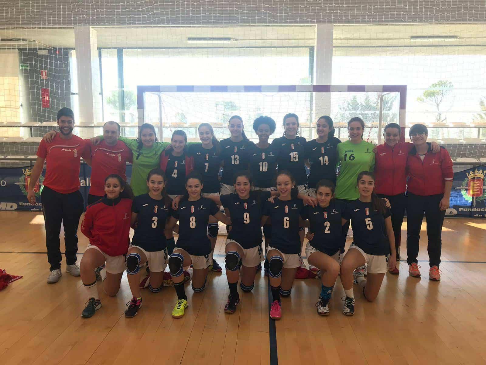 Enhorabuena a los herencianos por sus éxitos en la Copa de España de balonmano 1