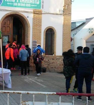 Fotografías del la XVIII Carrera popular de San Antón 14