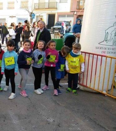 Fotografías del la XVIII Carrera popular de San Antón 38