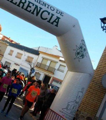 Fotografías del la XVIII Carrera popular de San Antón 39
