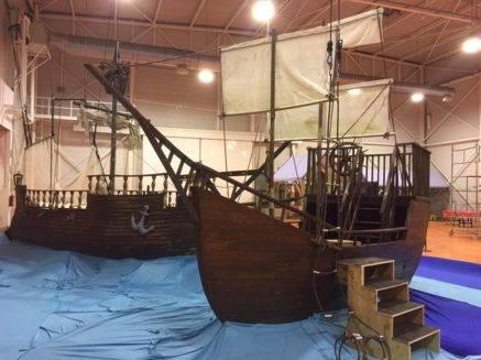carroza barco axonsou 1
