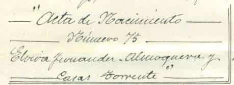 elvira 2 - Elvira Fernández-Almoguera Casas, primera fiscal en la historia de España