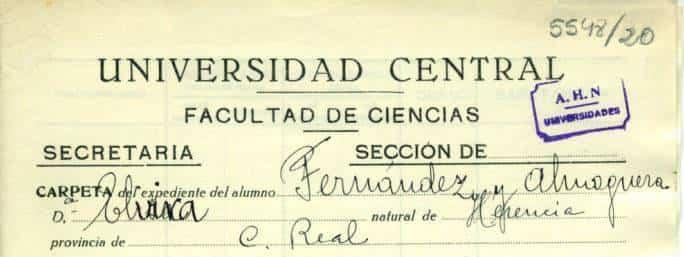 Elvira Fernández-Almoguera Casas, primera fiscal en la historia de España 68