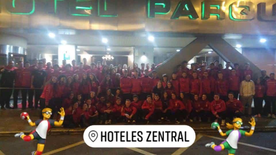 Todos los equipos de la Federación de Balonmano de Castilla-La Mancha