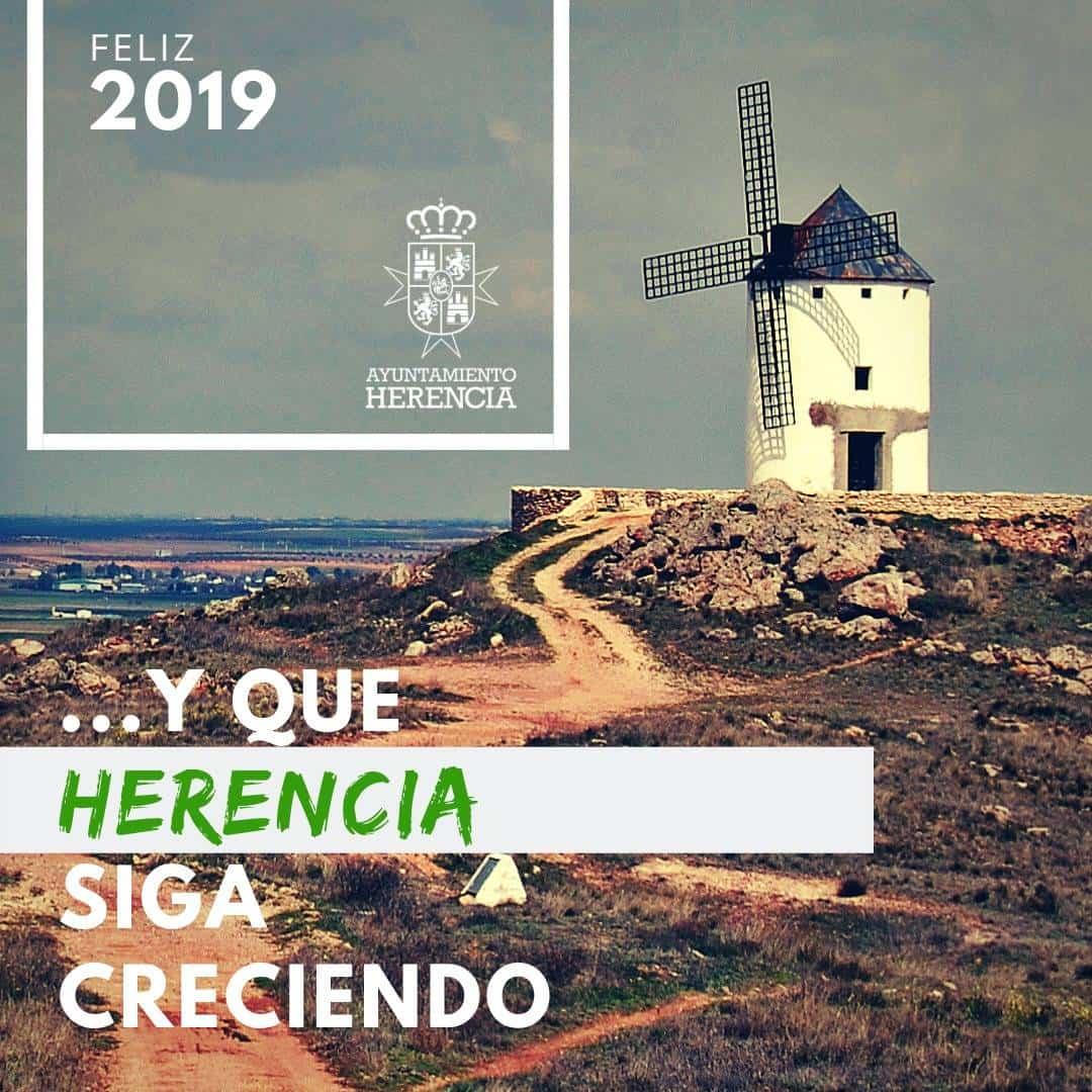 Felix 2019 del Ayuntamiento de Herencia