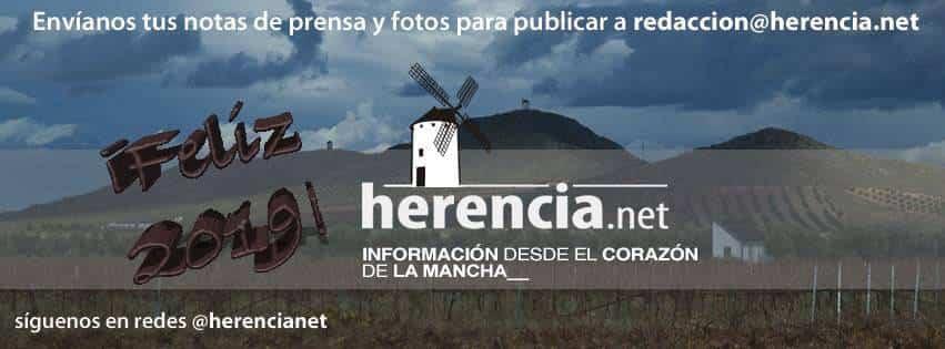 Feliz año nuevo 2019 desde Herencia.net