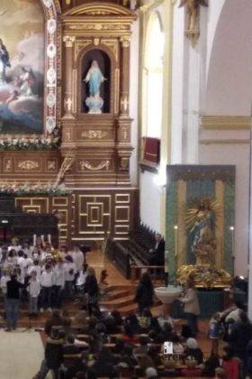 festival villancicos parroquia herencia 11 280x420 - Galería del Festival navideño de villancicos en la parroquia de Herencia