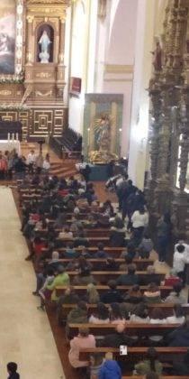 Galería del Festival navideño de villancicos en la parroquia de Herencia 12