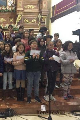 festival villancicos parroquia herencia 21 280x420 - Galería del Festival navideño de villancicos en la parroquia de Herencia