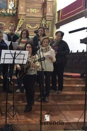 Galería del Festival navideño de villancicos en la parroquia de Herencia 22