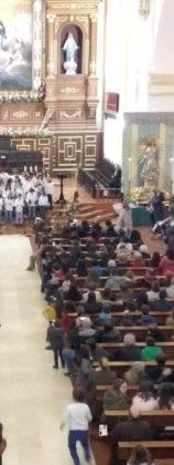 Galería del Festival navideño de villancicos en la parroquia de Herencia 5