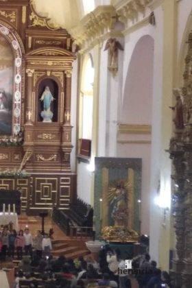 Galería del Festival navideño de villancicos en la parroquia de Herencia 7
