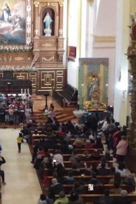 Galería del Festival navideño de villancicos en la parroquia de Herencia 8