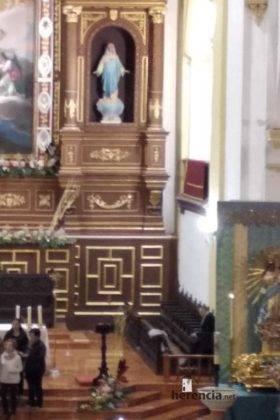 Galería del Festival navideño de villancicos en la parroquia de Herencia 9