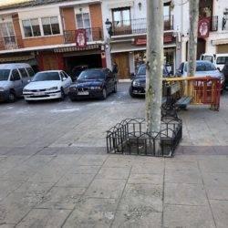 parking plaza espana y calle lope vega  herencia 250x250 - Las obras de la Plaza de España están a punto de comenzar