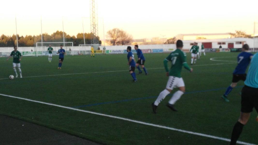Reparto de puntos en el partido entre el Herencia C.F. y el Almodóvar 8