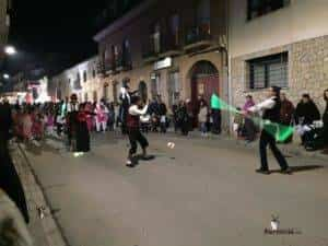 reyes magos 2019 herencia 11 300x225 - Los Reyes Magos de Oriente repartieron ilusión en Herencia
