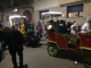 reyes magos 2019 herencia 15 300x225 - Los Reyes Magos de Oriente repartieron ilusión en Herencia