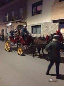 reyes magos 2019 herencia 20 225x300 - Los Reyes Magos de Oriente repartieron ilusión en Herencia