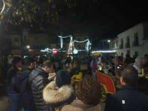 reyes magos 2019 herencia 21 300x225 - Los Reyes Magos de Oriente repartieron ilusión en Herencia