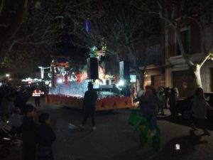 reyes magos 2019 herencia 22 300x225 - Los Reyes Magos de Oriente repartieron ilusión en Herencia