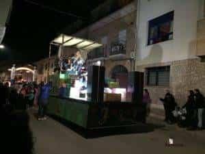 reyes magos 2019 herencia 3 300x225 - Los Reyes Magos de Oriente repartieron ilusión en Herencia