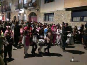 reyes magos 2019 herencia 5 300x225 - Los Reyes Magos de Oriente repartieron ilusión en Herencia