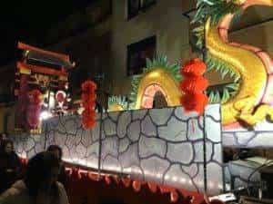 reyes magos 2019 herencia 6 300x225 - Los Reyes Magos de Oriente repartieron ilusión en Herencia