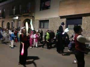 Los Reyes Magos de Oriente repartieron ilusión en Herencia 7