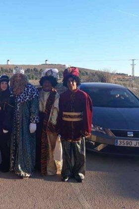 reyes magos herencia en residencia merced 15 280x420 - Los Reyes Magos visitaron la Residencia de la Merced