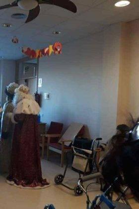 reyes magos herencia en residencia merced 2 280x420 - Los Reyes Magos visitaron la Residencia de la Merced