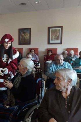 reyes magos herencia en residencia merced 4 280x420 - Los Reyes Magos visitaron la Residencia de la Merced