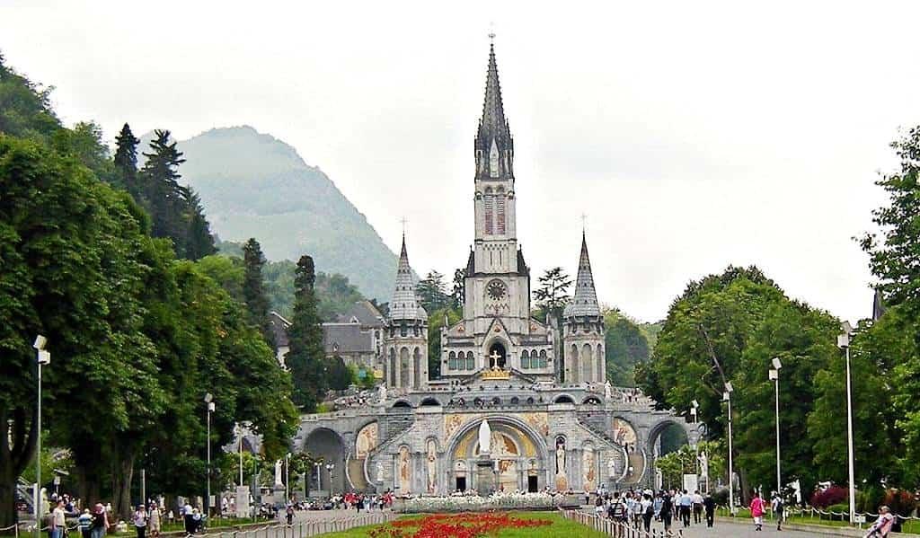 santuario de lourdes - La parroquia de Herencia prepara un viaje-peregrinación a Lourdes