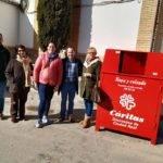 Ayuntamiento y Cáritas Diocesana de Ciudad Real convenían la recogida de ropa usada 11