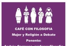 El Consejo Local de la Mujer organiza un café con filosofía para hablar sobre mujer y religión