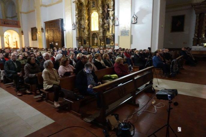 Conferencia Enrique Rodríguez de Tembleque sobre el cuadro de la Inmacualda Concepción de Zacarias González Velázquez de Herencia0000