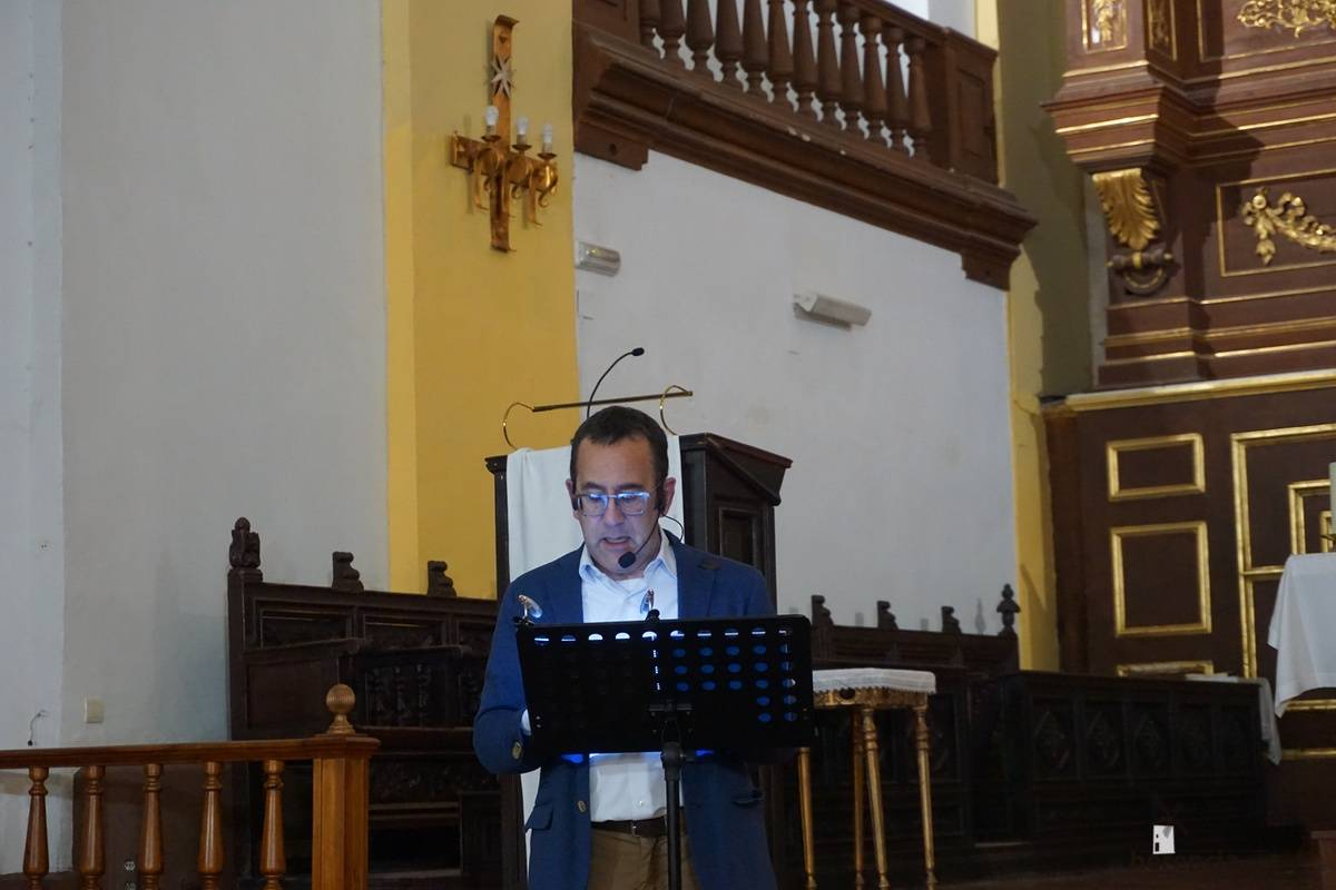 Vídeo de la conferencia de Enrique Rodríguez de Tembleque sobre el cuadro de la Inmaculada Concepción de Herencia 3