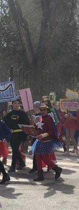 Desfile Escolar del CEIP Carrasco Alcalde 11 158x420 - Fotografías del Desfile Escolar de Carnaval del CEIP Carrasco Alcalde